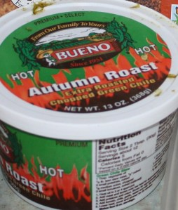 Bueno Autumn Roast