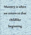 mastery block