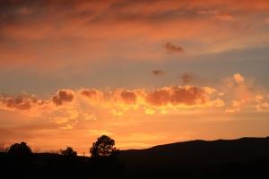 Big skies, glorious sunsets
