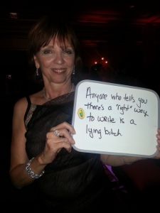 nora roberts writing