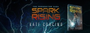 Facebook header image SPARK RISING