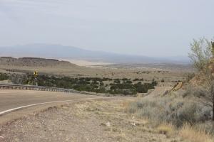 Back Road to Santa Fe